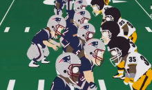 Here's Tom Brady Taking a Dump in His Pants on 'South Park' (Video)