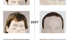 Behold the Evolution of Tom Brady and Peyton Manning's Hair (Graphic)