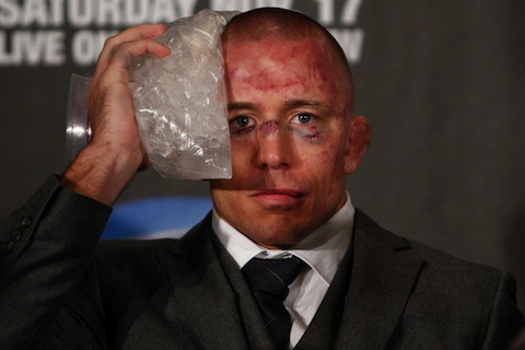 1 george st-pierre - richest mma fighters