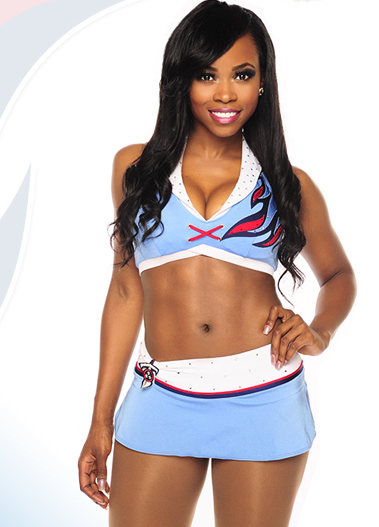 13 Tennessee Titans Cheerleaders Mariel - hottest NFL cheerleaders 2013