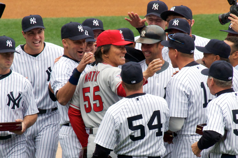 20 Hideki Matsui - biggest athlete retirements 2013