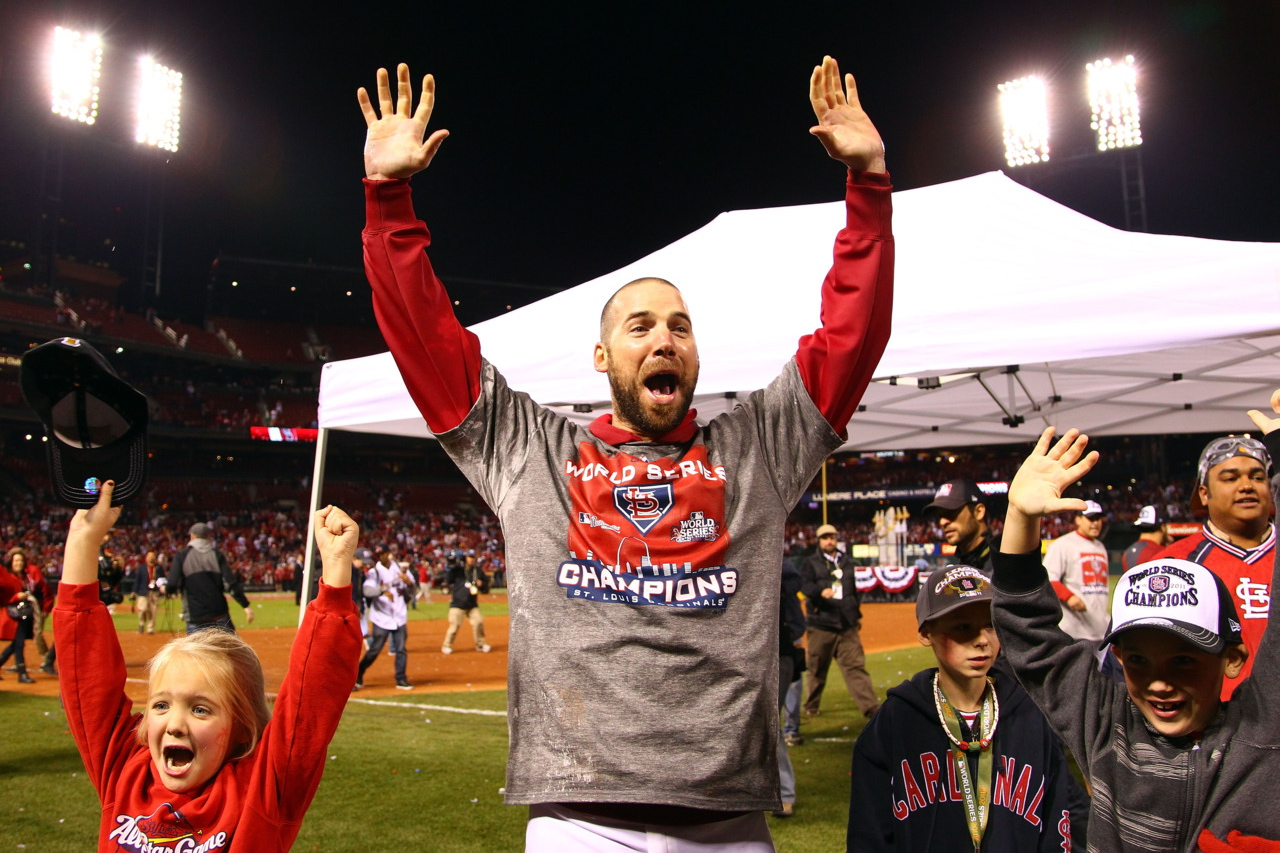 21 Chris Carpenter - biggest athlete retirements 2013