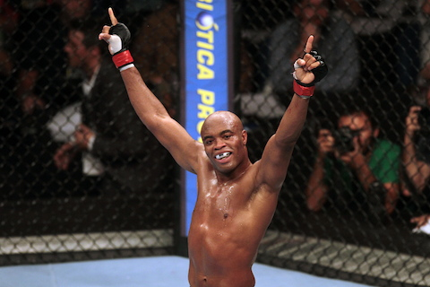 3 anderson silva - richest mma fighters