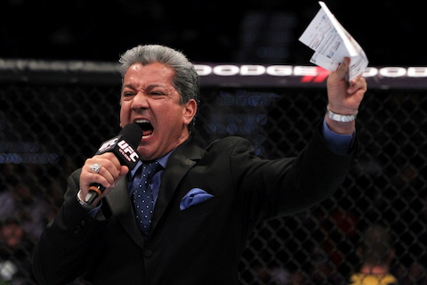 31 Bruce Buffer - richest mma fighters
