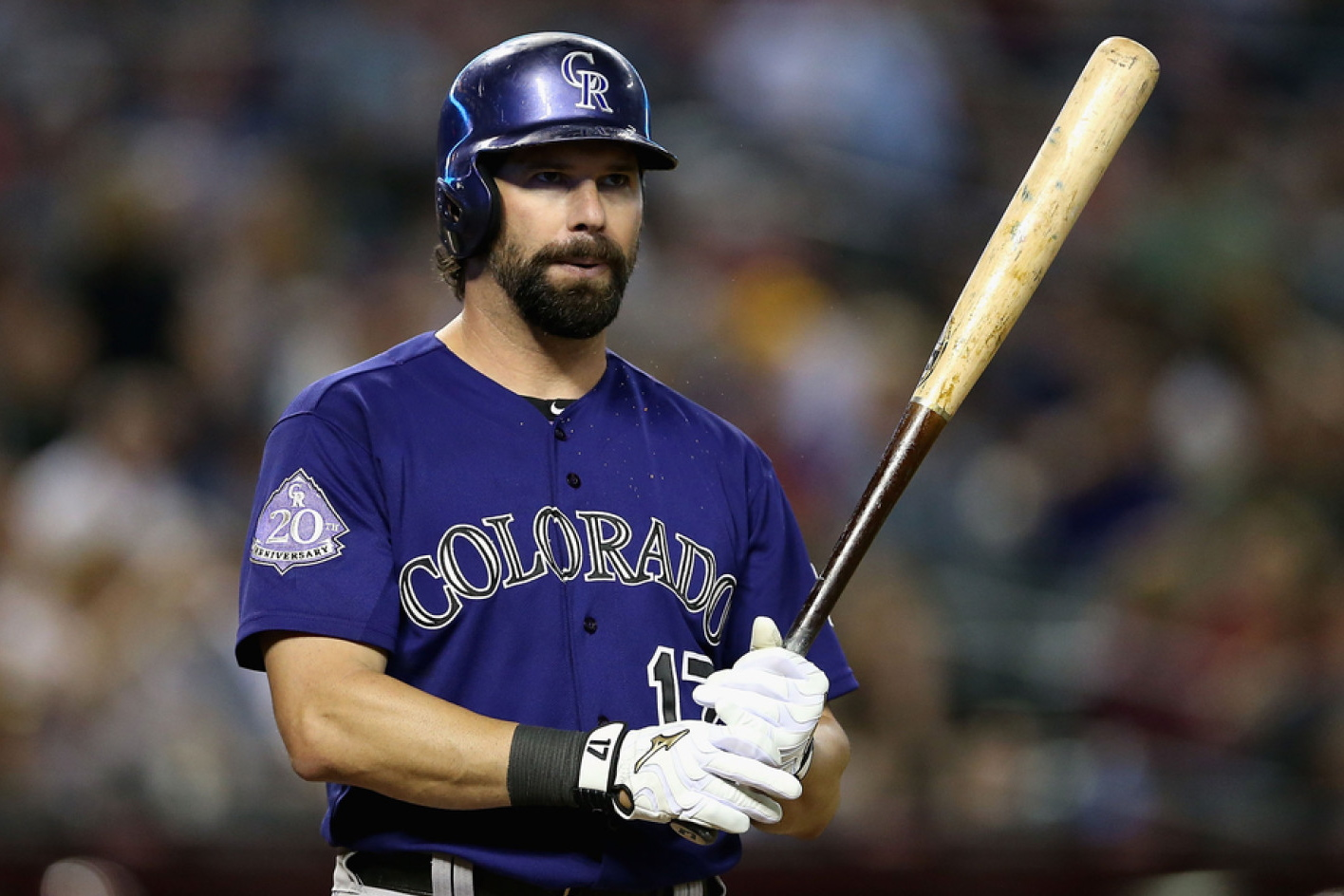 7 Todd Helton - biggest athlete retirements 2013