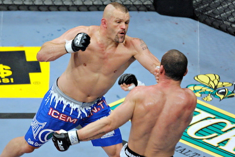9 chuck liddell - richest mma fighters