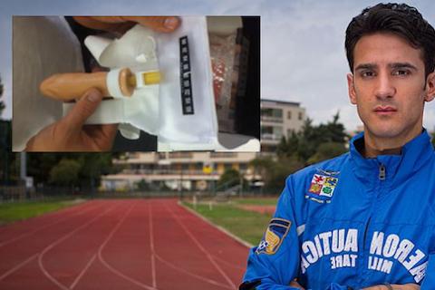 9 devis licciardi - athletes on santa's naughty list 2013