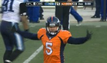 Denver's Matt Prater Sets New NFL Record with 64-Yard Field Goal (GIFs)