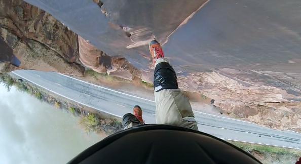 GoPro Cliff Jump