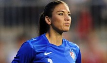 Hope Solo Announces Run for U.S. Soccer President, Apparently Doesn't Realize Nobody Likes Her