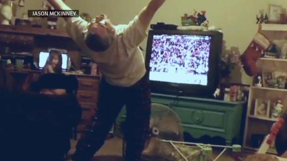 Iron Bowl Fan Reaction