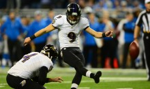 Stat Line of the Night – 12/16/2013 – Justin Tucker