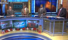 Mike Ditka Fell Asleep During 'NFL Sunday Countdown' (Video)