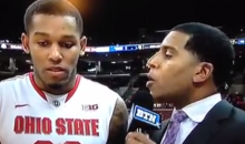 "Buckeyes Basketball Player Amir Williams Attributes Stellar Play to Coach ""Being on His D–k"" (Video)"