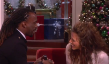 National League MVP Andrew McCutchen Proposed to His Girlfriend on Ellen Yesterday (Video)