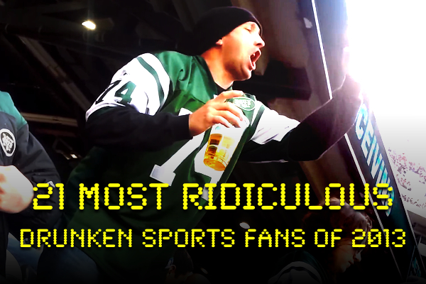 best of drunk sports fans 2013