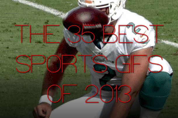 best sports gifs 2013