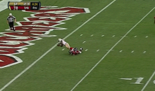 The Tampa Bay Buccaneers Demonstrate How Not to Return a Kickoff (GIF)