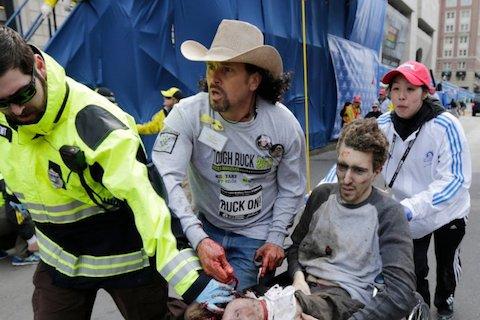 carlos arredondo - man in the cowboy hat - marathon bombing
