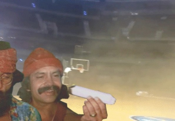 cheech and chong mexico city arena smoke