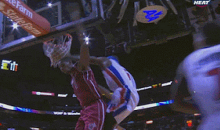 Here Is Chris Bosh Getting Posterized…Again (GIF)