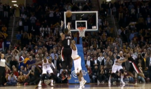 Blazers PG Damian Lillard Drills Game-Winning Shot at Buzzer for Second Game in a Row (Video)