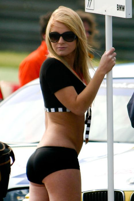 Total Pro Sports The Sexiest Grid Girls (101 Photos)