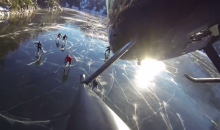 Helicopter Hockey Is Now a Thing, and It Is Awesome (Video)