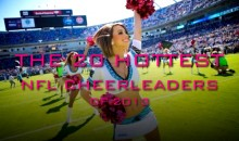 20 Hottest NFL Cheerleaders of 2013