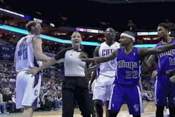 isaiah thomas grabs referees breast