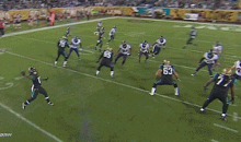 The Jags Pulled Off the Double-Pass for a Touchdown Against the Texans (GIF)