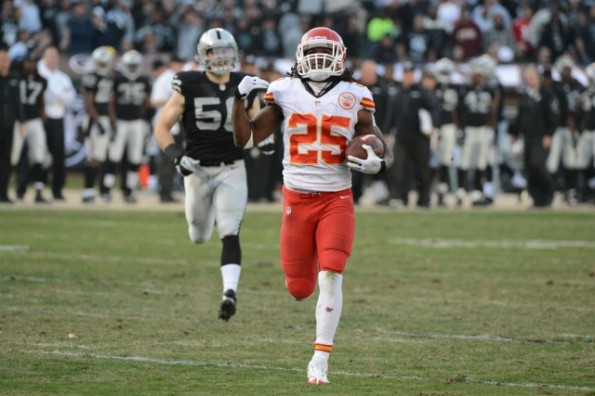 jamaal charles vs raiders