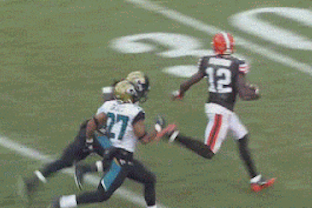 josh gordon record touchdown