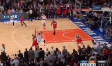 Here's the Entire Knicks Season Explained in 13.2 Awful Seconds (Video)