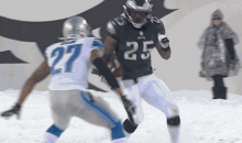 LeSean McCoy Made the Lions Defense Look Silly on Sunday (GIFs)