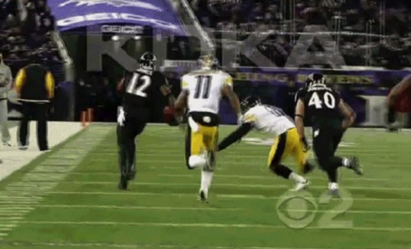 mike tomlin interference