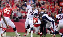 Stat Line of the Night — 12/1/2013 — Peyton Manning