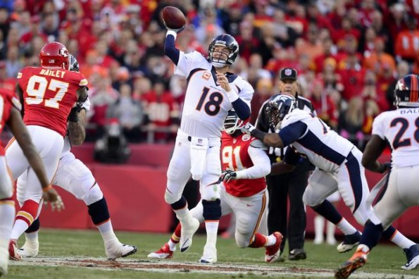 Peyton Manning vs Chiefs
