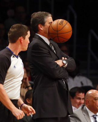 randy wittman ball to the face