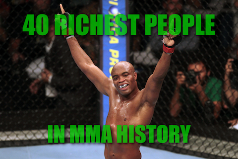 richest people in mma history (richest mma fighters)