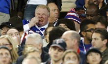 Rob Ford Stole Somebody's Seat at the Buffalo Bills Game