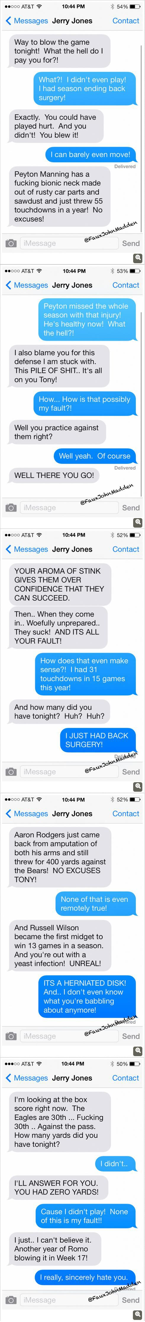 romo jerry jones text convo