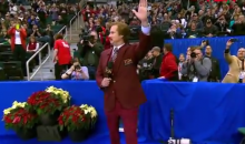 Here Is Ron Burgundy's Foray Into Curling Announcing (Video)