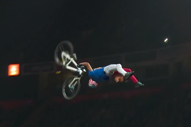 superman double back flip bmx