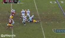 Tony Romo Finds Redemption After Last Week's Debacle with Clutch TD on 4th & Goal (GIF)