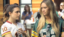 What If Women Liked Football More than Men? (Video)