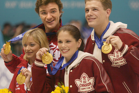 1 gold medalists 2002 pairs figure skating - winter olympics scandals and controversies
