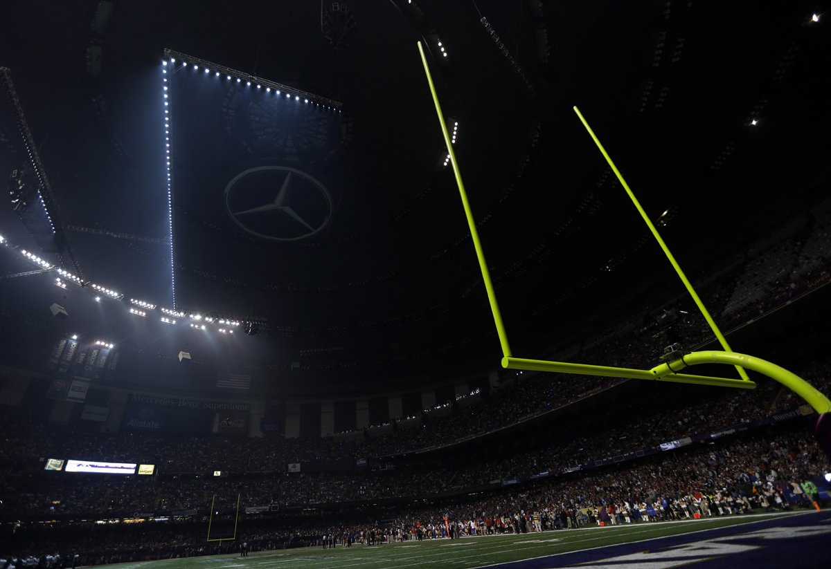 1 super bowl power outage superdome - super bowl xlviii prop bets