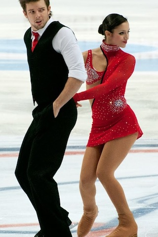 10 stefania berton - hottest olympic figure skaters all-time