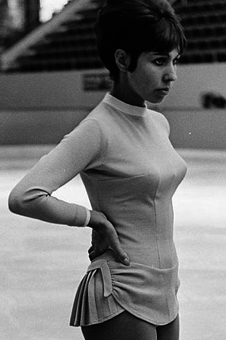 11 petra burka - hottest olympic figure skaters all-time
